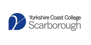 Yorkshire Coast College logo
