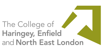 The College of Haringey Enfield & North East London logo