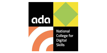 Ada, National College for Digital Skills logo