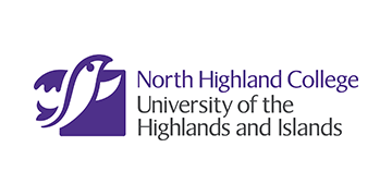 North Highland College UHI logo