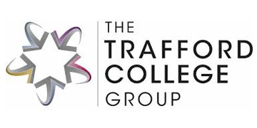 Trafford College Group logo