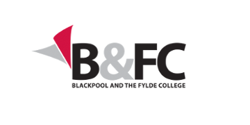 Blackpool and the Fylde College logo