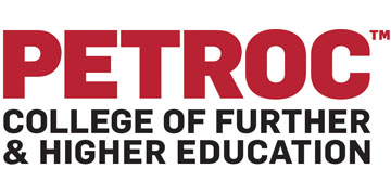 Petroc College of Further and Higher Education logo
