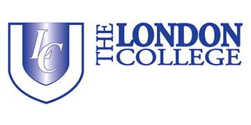The London College logo